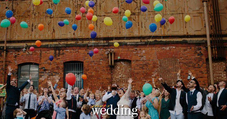 จัดงานแต่งงานให้ปังด้วย 4 เฉดสีสุดชิคช่วยเสกงานแต่งให้ว้าว